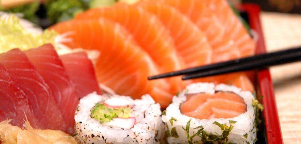 Descontos em Comida Japonesa