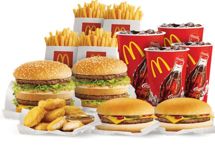 Novos Cupons McDonald's