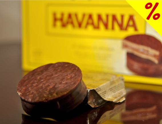 Chegaram os novos cupons de Havanna na Cuponeria!!