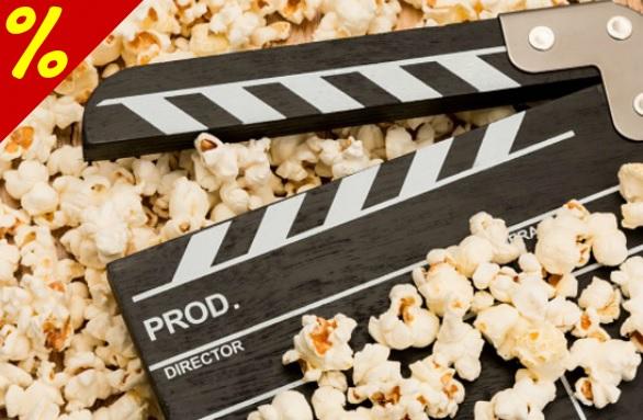 Novidade: Agora tem cupons de desconto para cinema na Cuponeria! =D