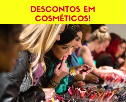 Cupom de desconto em cosméticos na Época, Sephora e muito mais! 3e297b63e5