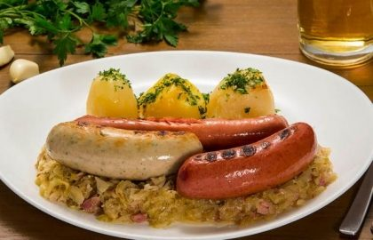 Especialidades Alemãs com 35% OFF na Braugarten