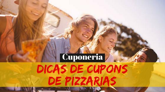 Consiga Desconto com Cupons de Pizza!