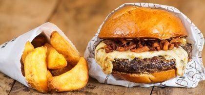 DELIVERY: 35% OFF no cardápio do Hã Burger - Peça agora!