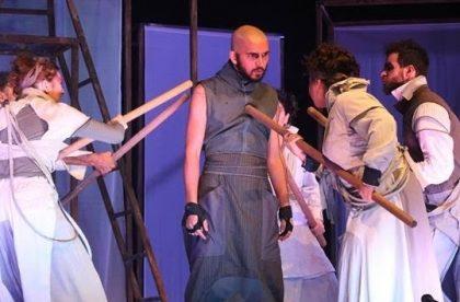 Espetáculo Coriolano de William Shakespeare por R$ 10 em toda temporada