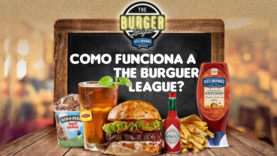 Como Funciona A The Burger League?