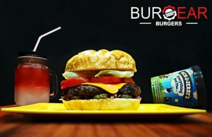 Combo R$40: Wonder Burger + Chá Gelado Lipton + Batata McCain + Sorvete Ben & Jerry's