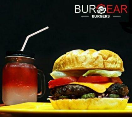 Combo R$30: Burger Peace & Love com Bonduelle + Chá Gelado Lipton + Batata McCain