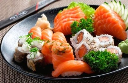 Segunda a Sexta: Buffet Japonês por R$ 64,90/QUILO no almoço