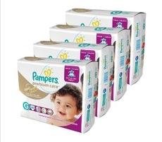 Cupom de 10% OFF em produtos Pampers pelo site do Carrefour!