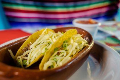 Almoço Mexicano por apenas R$23!