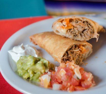 COMBO: Almoço Mexicano + Bebida por apenas R$ 28!
