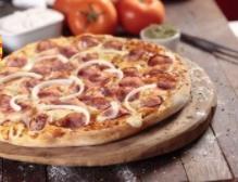 BALCÃO: Pizza Média Especialidades por R$21,90