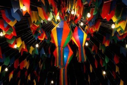 (02/06) 3 pares de ingresso aos 3 primeiros: Festa Junina do Rio Verde