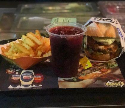 Burger + Batata + Refri + Sobremesa por apenas R$ 39,90