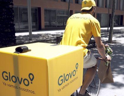 GANHE R$25 para pedir delivery no app Glovo!