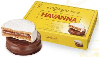 Cupom de 15% de desconto em todo o site da Havanna!