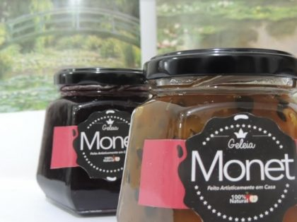 Bazar VilaMundo: MONET Geleias: 4 geleias de 50mL por R$20 cada!