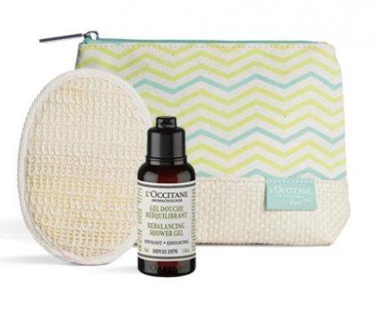 GANHE Kit Exclusivo nas compras acima de R$170 no site da L'Occitane!