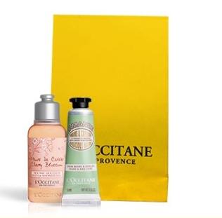 Ganhe 2 miniaturas + Caixa Exclusiva nas compras acima de R$100 no site da L'Occitane