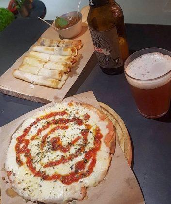 1 Pizza + 3 Aspiras + 1 Refrigerante 330ml por apenas R$ 26,00