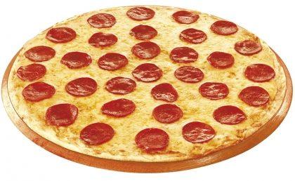 1 Pizza Família Calabresa por apenas R$ 26,50