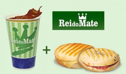 1 Mini Tost + 1 Suco Guaraná natural 300ml por R$ 9,90 (Shopping Metrô Santa Cruz)