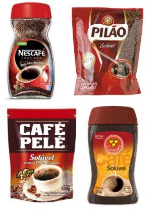 LEVE 4 E PAGUE 3 em QUALQUER CAFÉ SOLÚVEL