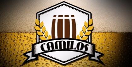 (Cervejaria Camilos) Ganhe 20% de desconto comprando 1 copo de chopp de qualquer estilo!
