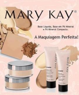 (Mary Kay) Desconto de 10% em toda linha de maquiagem!