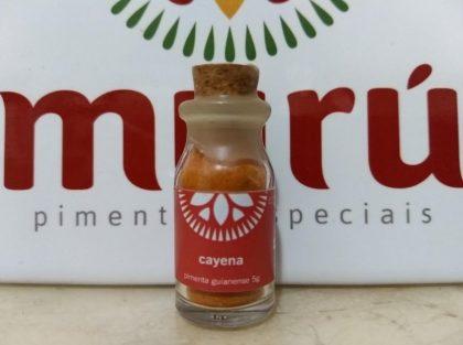 (Murú Pimentas Especiais) Compre 1 pimenta cayena e ganhe 50% no Mix de Pimentas Defumadas