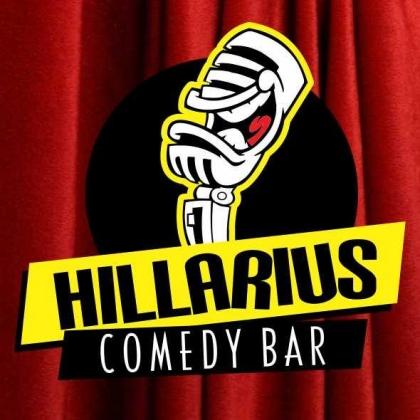 30% OFF em shows no Hillarius Comedy Bar!