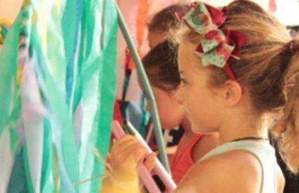 50% no 2º curso de férias com o cupom: BRINCANTINHO DE FÉRIAS (para crianças de 3 a 10 anos)