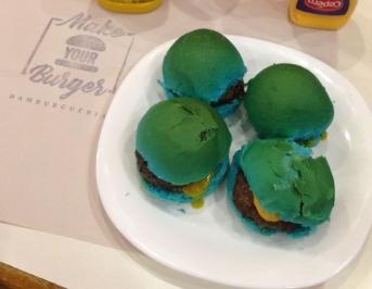 Rodízio de Mini Burgers à vontade + 1/2 porção de Fritas a partir de R$35,90*