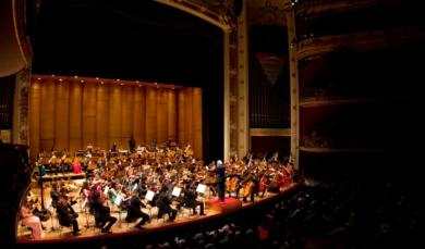 150 ingressos grátis: CONCERTO DE ISAAC KARABTCHEVSKY pela Orquestra Sinfônica de Heliópolis!