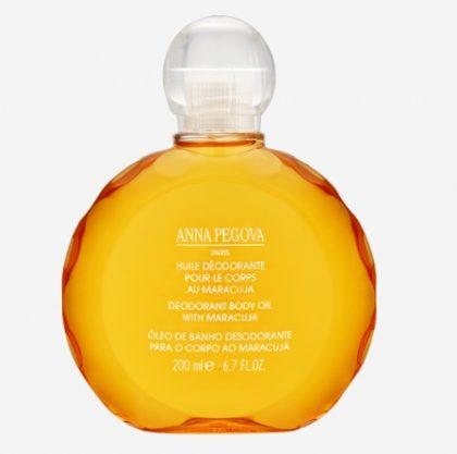 Cupom de 20% OFF na primeira compra óleo de maracujá pelo site da Anna Pegova!