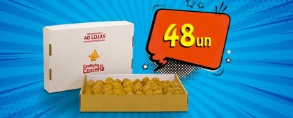 (Delivery) 48 Mini Churros por R$34,99