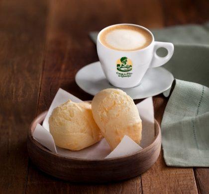 2 Pães de Queijo + Café Espresso por apenas R$13,90 (Eldorado)