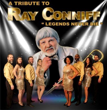 "(05/08) 50% OFF no ""Ray Conniff The Tribute Show"" no Teatro Municipal de Santo André"