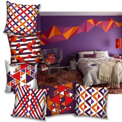 Arraial Julino Bazar VilaMundo ABC: Lagartixxa Design: 10% OFF nas capas de almofadas