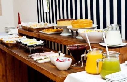 Buffet de Café da Manhã Completo por apenas R$21,90!