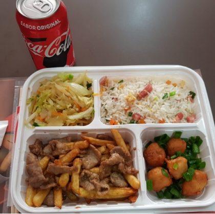(Delivery e Balcão) Carne com Batata + Bebida em Lata por R$24,90!