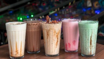 Compre um Milkshake ou Bombshake [+18] e ganhe outro!