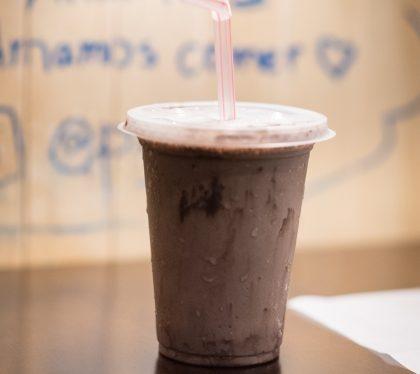 O incrível Milkshake do Burger Joint por apenas R$ 12,90 ♥