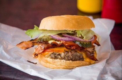 Burger Lazy Boy por R$20!