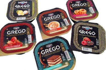 Iogurtes Grego DANONE com 30% de desconto