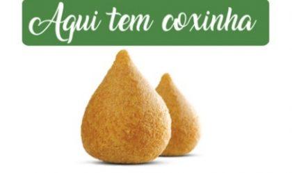 (Bem Meveg) 15% de desconto na Coxinha de Jaca!