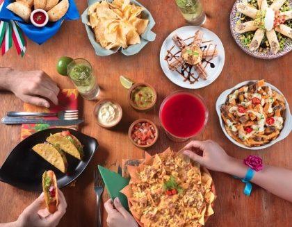 Rodízio Mexicano completo com pratos exclusivos por R$ 46,90