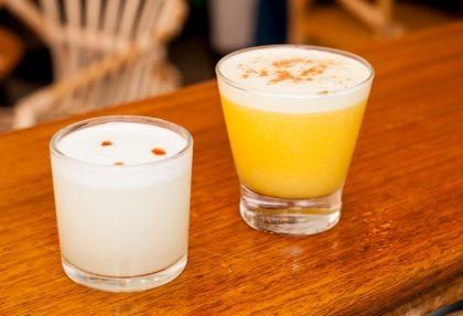 Drinks em Dobro: Compre um drink e ganhe outro* no Huaco!