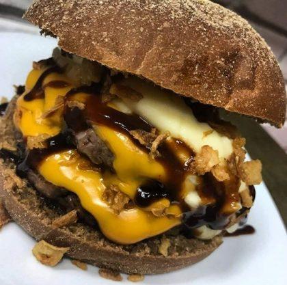 Delicioso Burger da Chef por apenas R$ 22,26